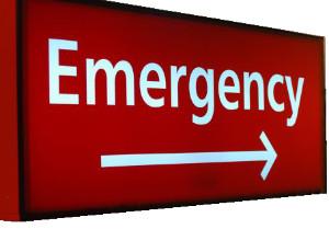 Emergency action- Shortcut Thru IVDD